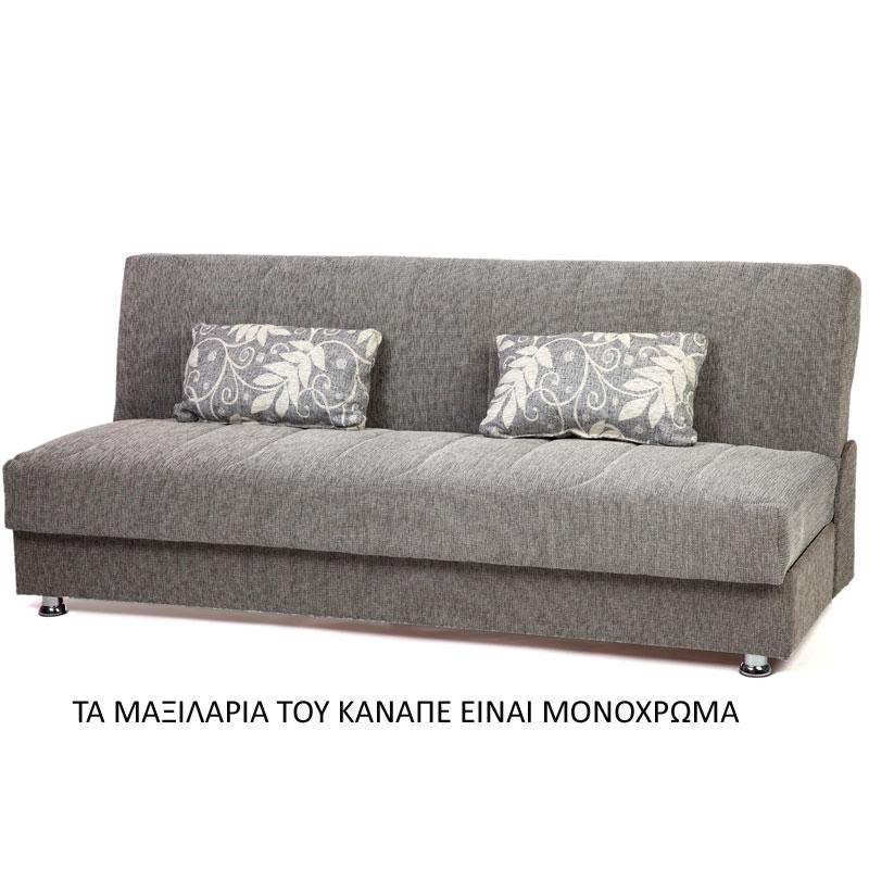 ΚΑΝΑΠΕΣ 3Θ TIGER ΓΚΡΙ